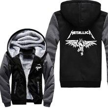2017 winter hoodies lustigen druck fleece reißverschluss jacken männer harajuku mode verdicken hip-hop trainingsanzug mit kapuze