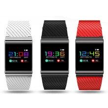 0.95 «Цвет Сенсорный экран браслет X9 Pro BLE 4.0 Smart пульсометр крови Давление кислорода оксиметр умный Браслет