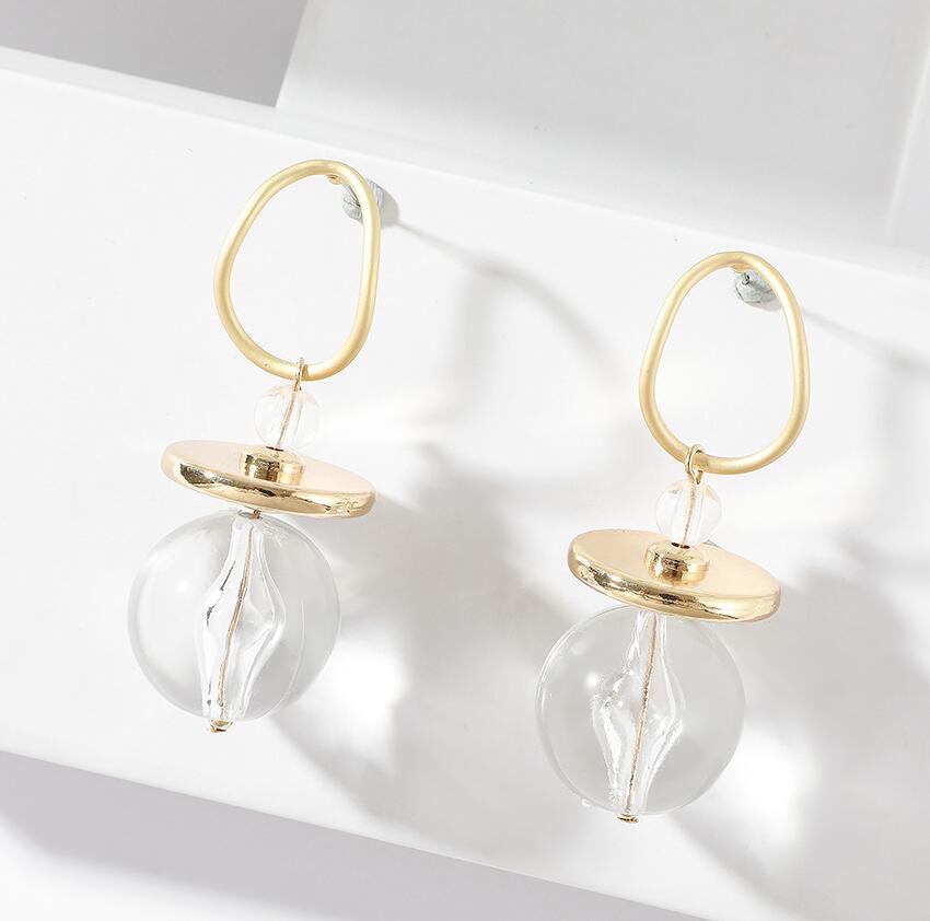 Korean Cristal Boucles D/'oreilles Pour Femmes Long Tassel Dangle Boucles d/'oreilles pendantes Party Jewelry