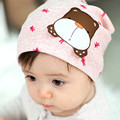 1 Piece Cute Spring Autumn Crochet warm Cotton beanie Hat Girl Boy Cap Children Cartoon