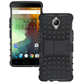 For Oneplus 3 Case PC Hard Hybrid Armor Back Mobile Cover Trending Style Cases for One Plus 3 A3000 Phone Bags With Kick Stand