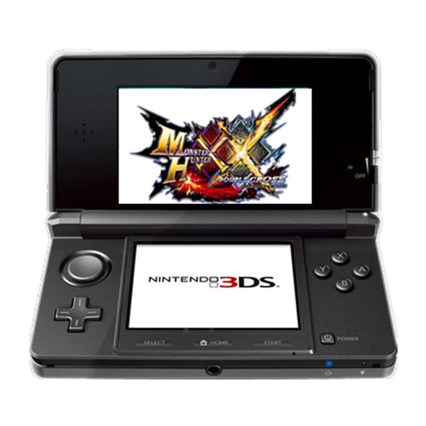 Jeu de poche D'AFFICHAGE à CRISTAUX LIQUIDES D'écran Tactile affiche Croix Clavier Système Console Bundle Chargeur & Stylet pour Nintendo 3DSL/3DSLL