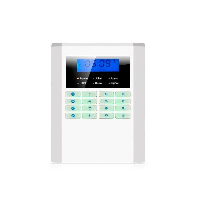 KERUI New 900/1800/1900MHz Wireless GSM PSTN burglar security alarm system for home house garden store shop office
