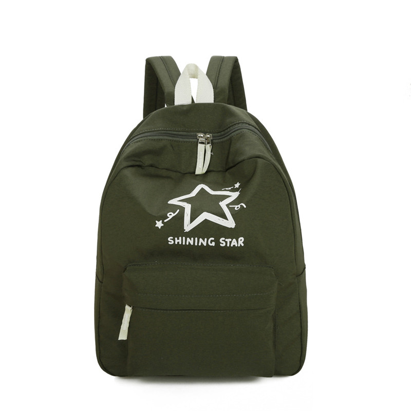 Women Backpack 2017 New Arrival Fashion Causal High Quality Backpacks For Girls Printing School Bags de moda mochila Satchel BA