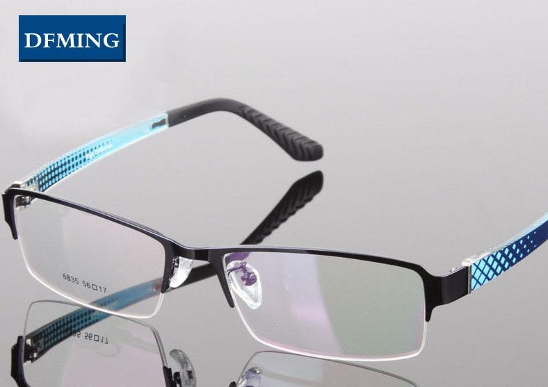 Prescription Glasses Frame Types : DFMING New type spectacle frame myopia glasses optical ...