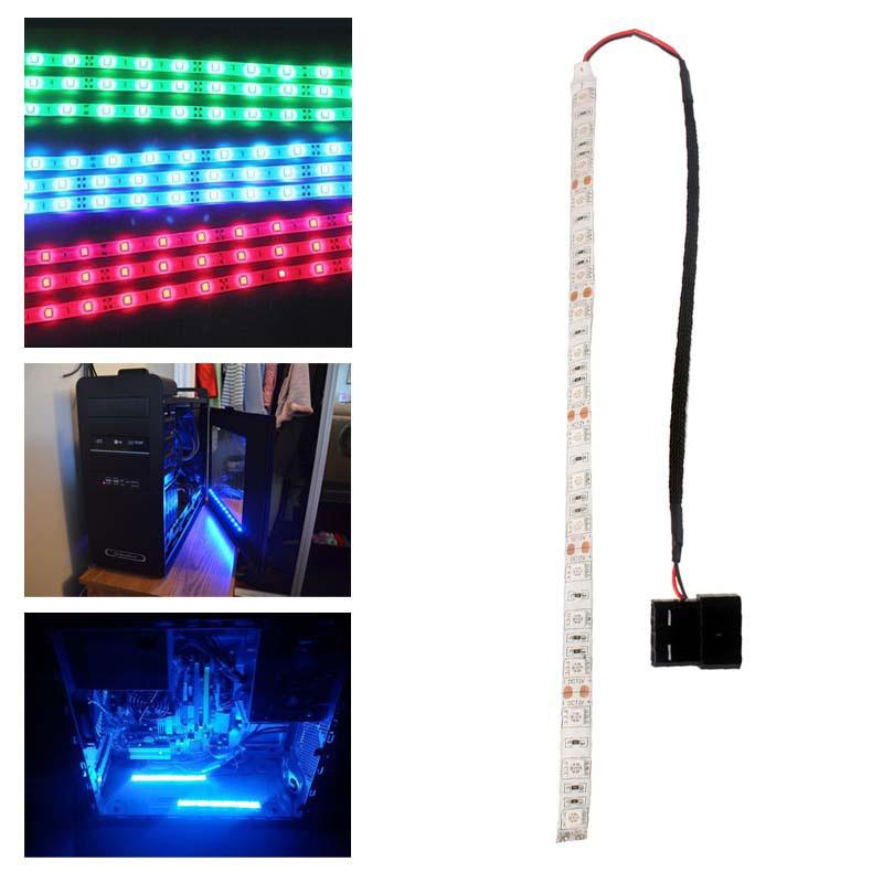 High Quality 60cm 5050 Smd Pc Computer Case Waterproof