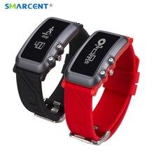 Smarcent DB08 Smart Band IP67 waterprood Фитнес трекер SmartBand Приборы для измерения артериального давления сердечного ритма Мониторы браслет вызова SMS напоминание