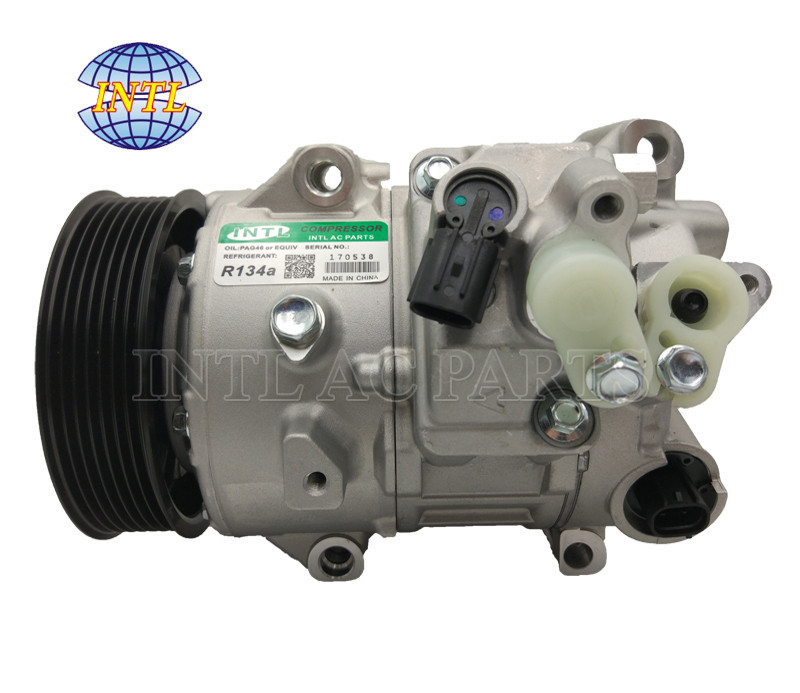 Tse17c For Toyota Camry 2.5l 2494cc 2012-2015 Auto Car A/c Compressor Cg447280-9080 88310-0r010 88310-42330 Auto Replacement Parts Air-conditioning Installation