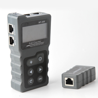 NOYAFA NF 488 Network Tester Poe Checker Test Power Over The Ethernet Cat5 Cat6 Lan Tester Network Tools