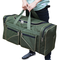 Men Travel Bags Nylon Waterproof 2 Colors Oxford Folding Travel Tote Bag Big Packing Cubes 30%OFF T429