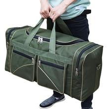 Men Travel Bags Nylon Waterproof 2 Colors Oxford Folding Tote Bag Big Packing Cubes 30%OFF T429