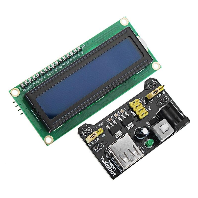 Mega 2560 le Kit de démarrage le plus complet pour Arduino Mega2560 UNO Module avec boîte - 6