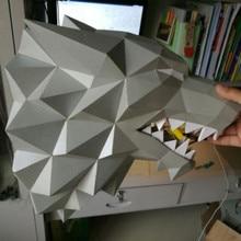 Game of Thrones – Direwolf Head Paper 37cm