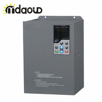 380v 15kw VFD Variable Frequency Driver Inverter 3phase Input 3HP Output motor Driver spindle motor speed control