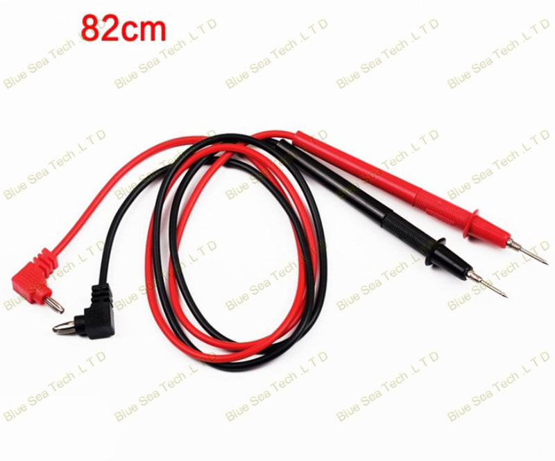 2 pairs Multimeter & electrician tools sets.82cm plug test cable ...
