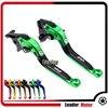For KAWASAKI NINJA 300R 2013 2014 NINJA 250R 250R 2008 2012 Motorcycle Accessories Folding Extendable Brake