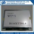 Ноутбук жк светодиодный экран B116xtt01.0 EDP С сенсорной панели для DELL
