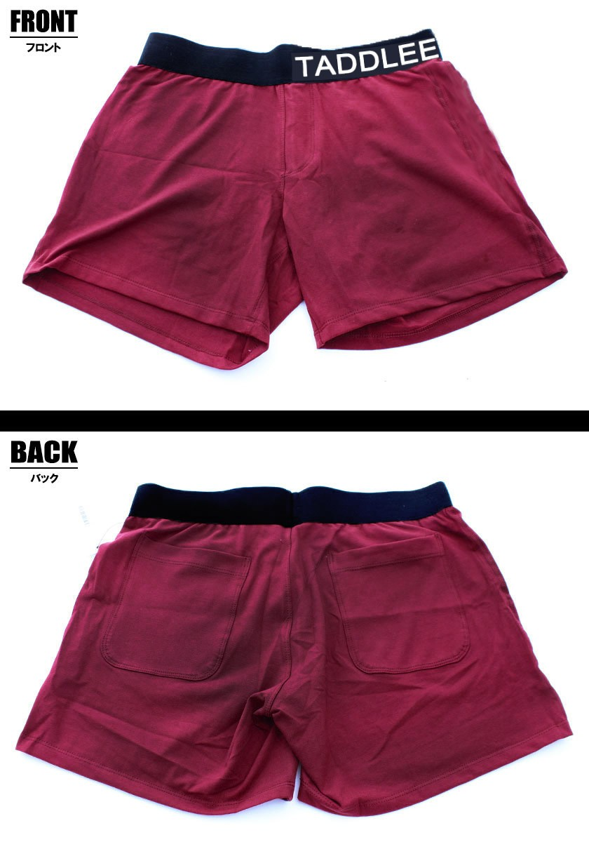 9c93fdc905 ②Taddlee marca hombres sexy Boxer Pantalones cortos gay algodón ...