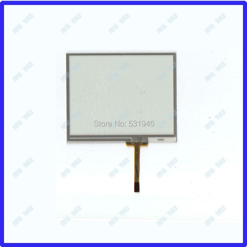 NEW 5 Inch Touch Screen 110mm*90mm 4 wire resistive USB touch panel overlay kit Free Shipping 110*90 AT050TN22 sensor glass