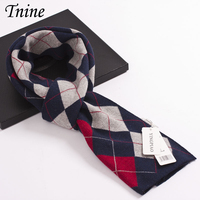 High Quality Scarves Foulard For Men Winter Soft Thick Warm Neck Warm Wool Cashmere Shawl Casual