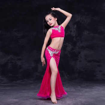 New Luxury Sexy Oriental Dance Costume Suits for kids children nice high quality girls Belly Dancing Performance Costumes dress - DISCOUNT ITEM  0% OFF All Category