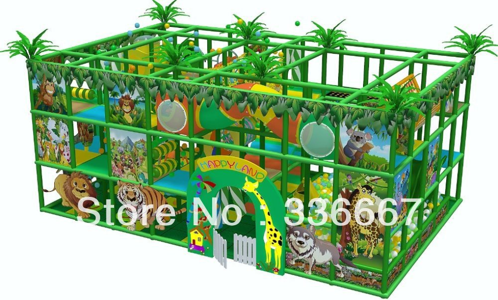 Indoor Playground Indoor Playground Set Soft Play With Ball Pool
