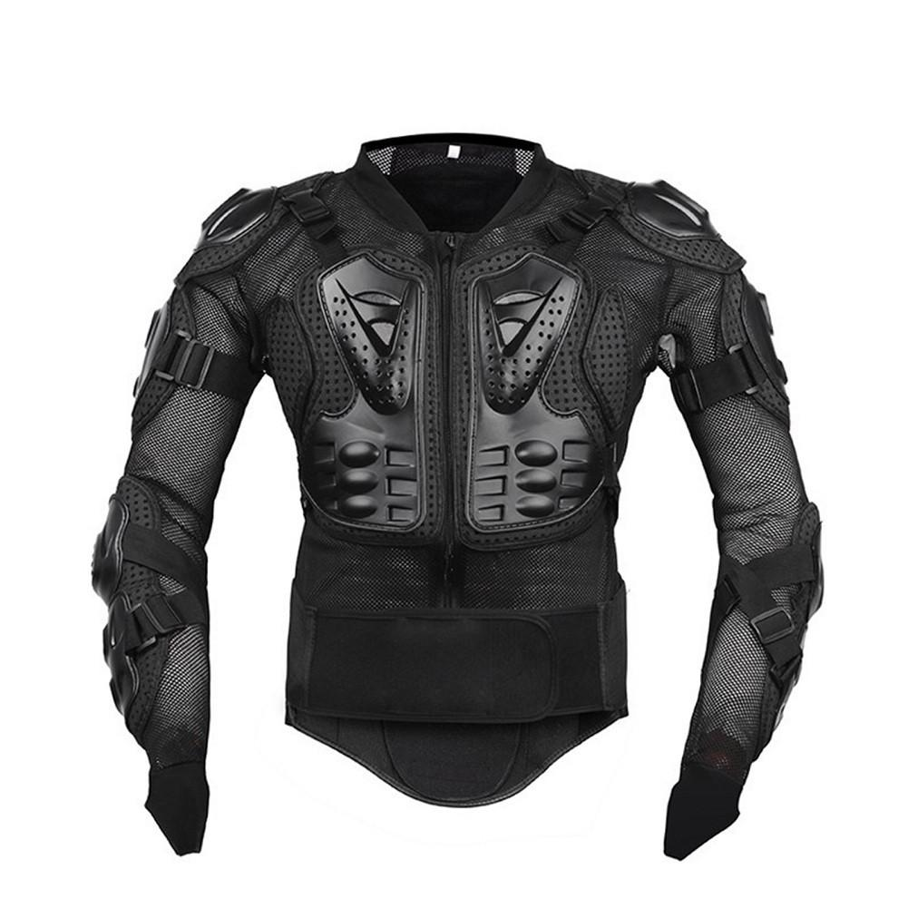Riding Protective Clothing Motorcycle Bicycle Motorcycle Shatter resistant Armor Sturdy Wear Resistant Wholesale Black Red-in Armor from Automobiles & Motorcycles