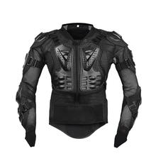 Riding Protective Clothing Motorcycle Bicycle Motorcycle Shatter resistant Armor Sturdy Wear Resistant Wholesale Black Red