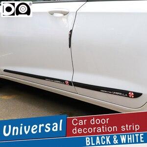 Image 4 - Car Door Lengthen Anti collision Strip Black/White for Honda accord pilot jazz civic hrv crv fit odyssey jade crz insight