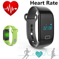 Newest JW018 BT4.0 Smart Band Bracelet Heart Rate Monitor Activity Fitness Tracker Wristband for IOS Android Surpase Mi Band 1S