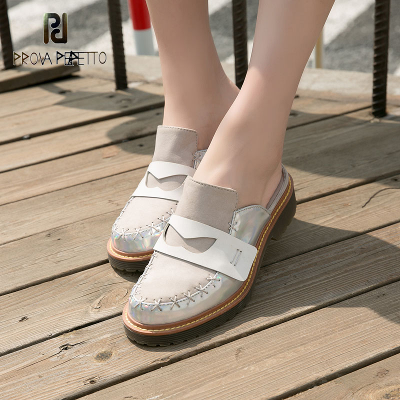 Prova Perfetto Brand Name 2018 New Arrival Summer Slipper Color Match Trend Students Swe ...
