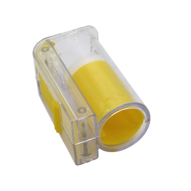 1 Pcs Handed Queen Bee Catcher Clip Beekeeper Tool Beekeeping Equipment Cage Cup Marker Bottle Plunger Plush Beekeeper Tool