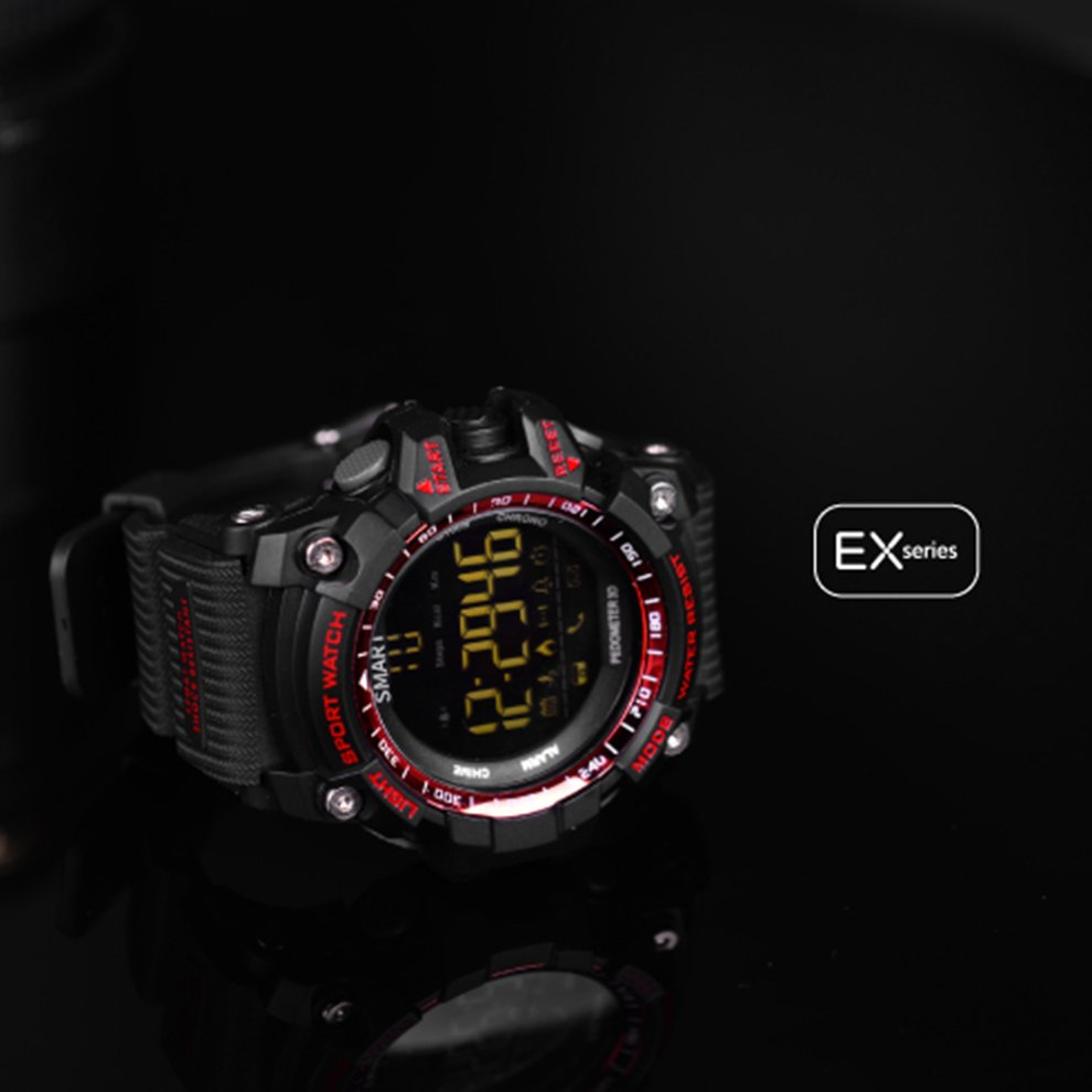 все цены на 10PCS Sport Smart Watch Waterproof Sport Monitoring Pedometer Ultra-long Standby Call Message Reminder Smart Wristwatch онлайн