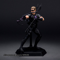 19cm The Avengers 2 Super Hero Hawkeye Anime Action Figure Shield Model Toy Brinquedos Juguetes Kids Toys For Boys