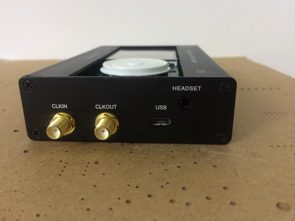 2017 dernière version PORTAPACK POUR HACKRF UN DTS Software Defined Radio avec boîtier métallique de travail des températures de-40 ~ 100 - 5