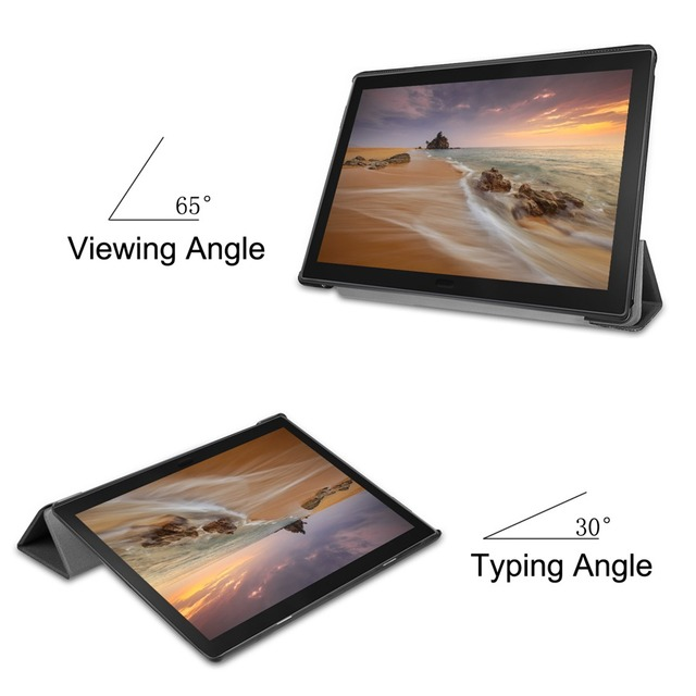 Magnetic PU leather case For Lenovo Tab 4 7 Essential TB-7304F/N/X cover for Lenovo Tab7 Essential 7304 Protective Case+film+pen