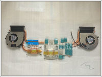 New Cpu Cooling Fan Heatsink For MSI GE72 PAAD06015SL Laptop Cooler Radiators Cooling Fan