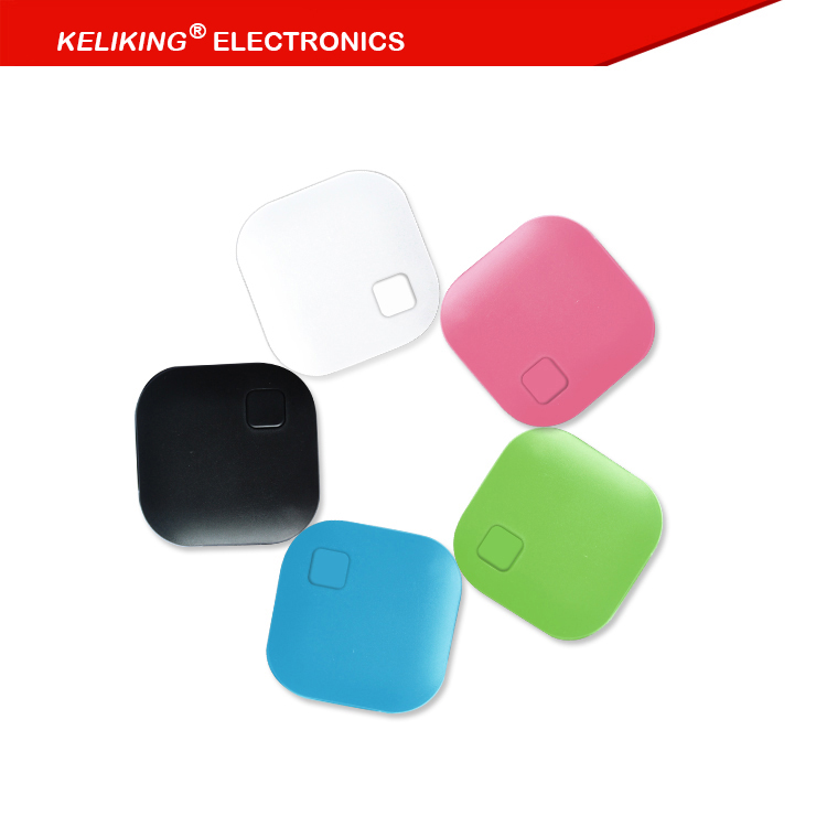 Newest square mini light Smart Finder Anti-lost for iOS for Android
