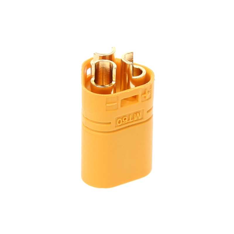 1 par MT60 3,5mm 3 polos Bullet Connector Set para RC ESC a Motor