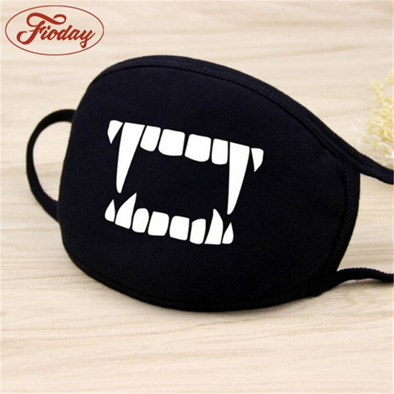Fioday Unisex Face Mouth Mask Camouflage Mouth-muffle Respirator Cartoon Cotton Masks Outdoor Health Care Masks Drop Shipping