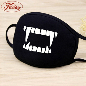 Image 2 - Unisex Face Mouth Mask Camouflage Mouth muffle Respirator Cartoon Cotton Masks Outdoor Health Care Masks Wholesale Drop Shipping