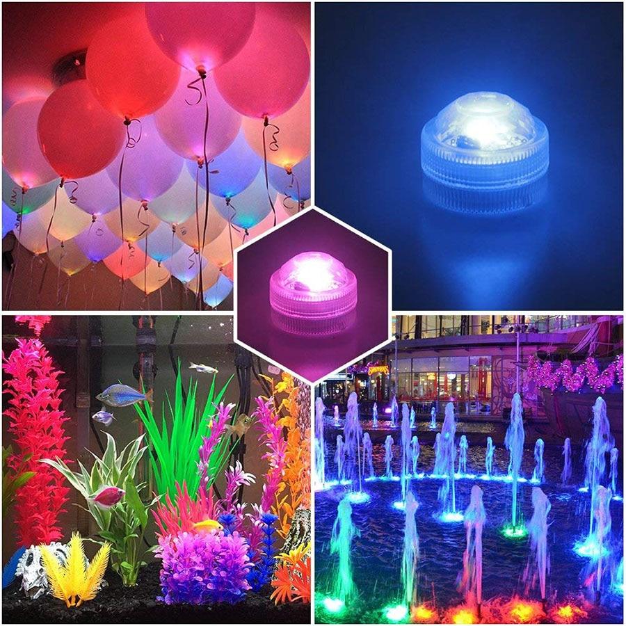 submersible led aquarium