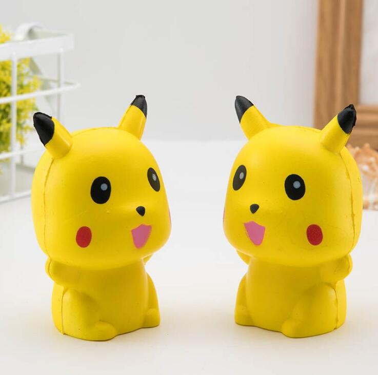 Squishy Squeeze Stress Reliever Simulation Cheese Scented Slow Rising 7cm Toys Funny Gadgets Electronicos For Antistress Novelty & Gag Toys