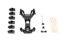 Zenmuse X5 Vibration Absorbing Board for DJI Inspire,Is Made From Shock-resistant Magnalium Which Effectively Absorbs Vibrations