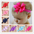 2017 Brand New Baby Bow Headband Hair Bowknot Headbands Girls Bow Headband Toddler Headwear Infant Hair Accessories  XH1001