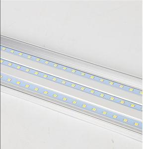 Image 5 - Diodo emissor de Luz à prova de Tri 60 cm 90 centímetros 120 centímetros 27W 40W 54W Levou Tubo Plana 3 Batten Luz Brilho Super diodo emissor de Luz Linear, frete Grátis