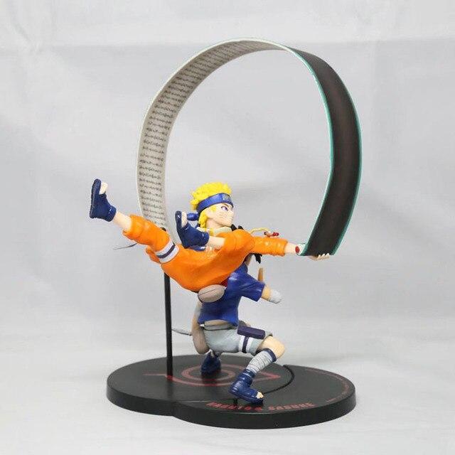 Naruto Uchiha Sasuke Uzumaki Action Figure