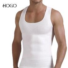 رجل محدد شكل الجسم سليم الموقف تصحيح دعم عودة قميص التثدي مشد البطن المتقلب داخلية تانك الصدرية الملابس الداخلية