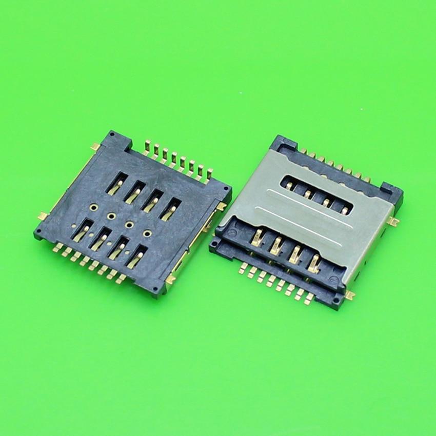 ChengHaoRan 1 Piece New for lenovo A780t A520 A580 A560e A505e A2105 sim card reader holder tray slot socket.KA-067