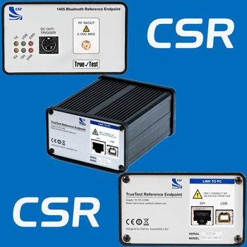 CSR Endpoint Bluetooth production line radio frequency test and calibration official authentic product